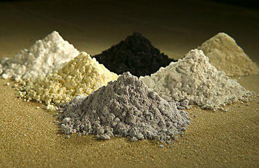 Is the rare earth a soil or a metal?
